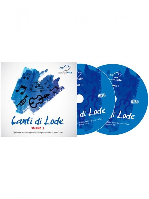 CD Canti di Lode