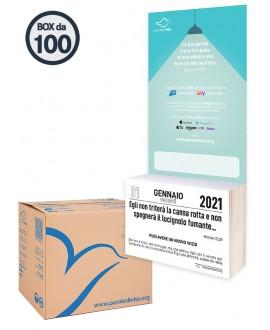 Calendario Parole di Vita 2021 - Kit