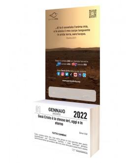 Calendario Parole di Vita 2022
